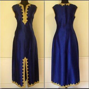 Dresses & Skirts - Vintage Caftan & Vintage Middle Eastern Bracelet